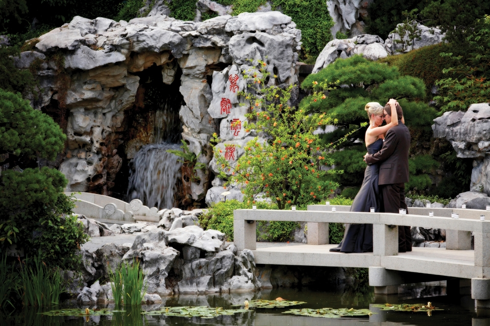 Wedding Virtual Tour Lan Su Chinese Garden