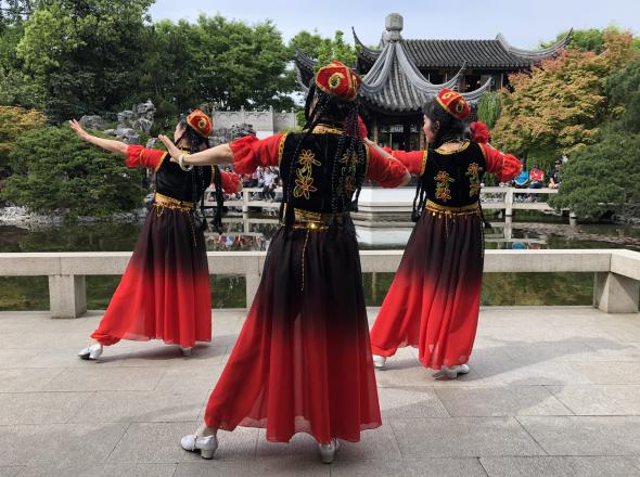 Chinese Friendship Association of Portland - Lan Su Chinese Garden