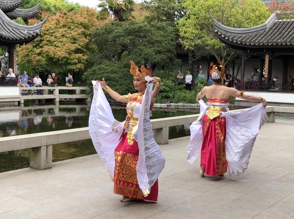 IPAO - Lan Su Chinese Garden
