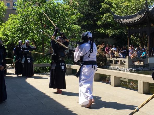 Obukan Kendo Club - Lan Su Chinese Garden