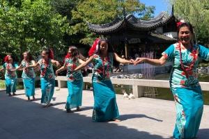 Paradise of Samoa - Lan Su Chinese Garden