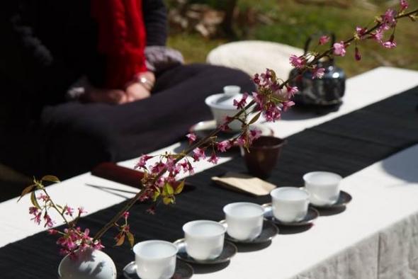 Theasophie Tea Gathering