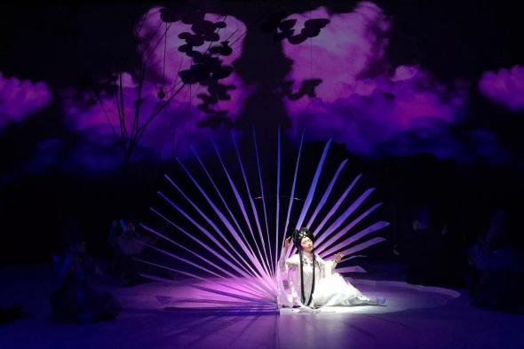Chinese Opera Artist Qian Yi
