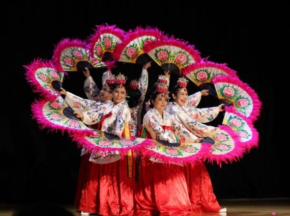Oregon Korean Performing Arts
