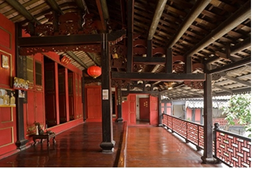 So Residence Interior Bangkok, Thailand - Chinese Houses of Southeast Asia: The Eclectic Architecture of Sojourners and Settlers by Ronald G. Knapp