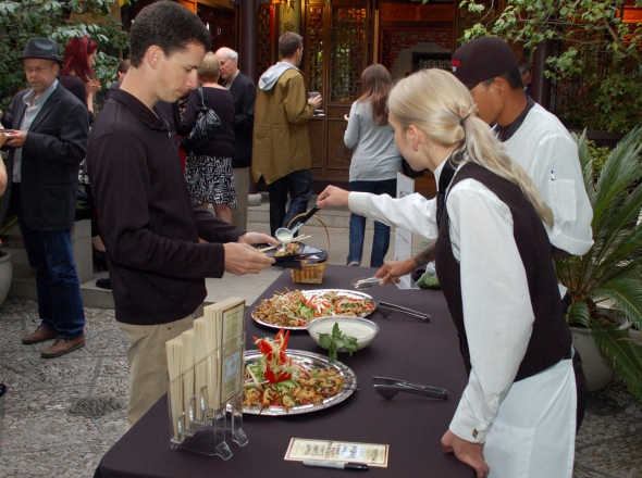 Taste of Asia - Lan Su Chinese Garden