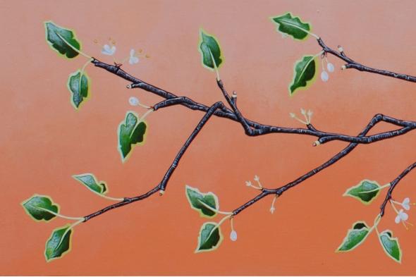 Jennifer Kapnek (detail)   Art at Lan Su
