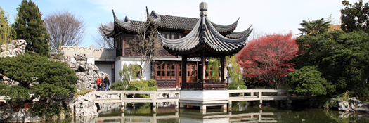 Virtual Tour Lan Su Chinese Garden